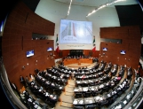 Designan integración de la Junta de Coordinación Política del Senado