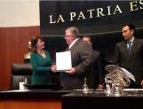 Senado ratifica designación de Agustín Carstens en Banxico