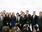 Anuncian nombramientos en Relaciones Exteriores
