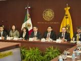 Instala PRD coordinación entre cámara de senadores y diputados