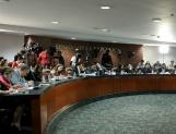 Análisis sobre causas de la corrupción va ahora al Senado