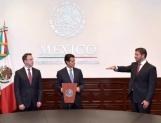 Nombran a Andrés Massieu Fernández Coordinador General de Política y Gobierno