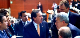 Reporte Legislativo, Senado de la República: Jueves 22 de Octubre de 2015