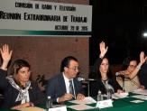 Comisión de Radio y Televisión pide recursos para radios estatales