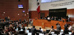 Reporte Legislativo, Senado de la República: Jueves 12 de noviembre de 2015