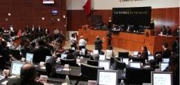 Reporte Legislativo, Senado de la República: Martes 24 de noviembre de 2015
