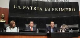 Reporte Legislativo, Senado de la República: Martes 1 de diciembre de 2015
