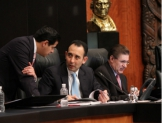 Senado ratifica a Óscar Levín Coppel como vocal de la Junta de Gobierno del IPAB