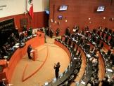Senado avala facultar al Congreso para que apruebe estado de excepción