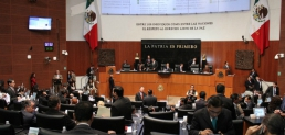 Reporte Legislativo, Senado de la República: Martes 15 de diciembre de 2015