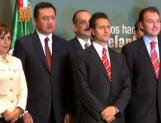 Presenta Peña Nieto la Coordinación para la Transición Gubernamental