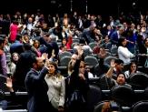PT, sin fracción parlamentaria en Diputados;