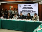Instalan en San Lázaro Primera Comisión de la Permanente