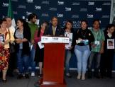 Urgen a comisiones dictaminen Ley General Contra la Desaparición Forzada