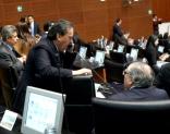 Seguridad pública, economía y anticorrupción, temas en el Senado durante este periodo