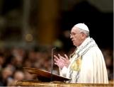 """Visita del Papa Francisco, paliativo a la desesperanza"