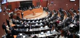 Reporte Legislativo, Senado de la República: Jueves 11 de febrero de 2016