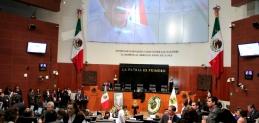 Reporte Legislativo, Senado de la República: Jueves 18 de febrero de 2016