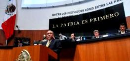 Reporte Legislativo: Cámara de Senadores, Martes 11 de septiembre de 2012