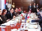 Se reúnen senadores mexicanos con embajadores de países signatarios del TPP