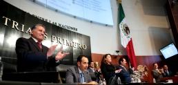 Reporte Legislativo, Senado de la República: Martes 8 de marzo de 2016
