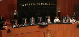 Reporte Legislativo, Senado de la República: Jueves 10 de marzo de 2016