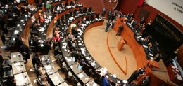 Reporte Legislativo, Senado de la República, Martes 5 de abril de 2016