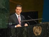 Expondrá Peña posición de México sobre drogas ante la ONU