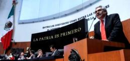 Reporte Legislativo: Cámara de senadores, Jueves 20 de septiembre de 2012