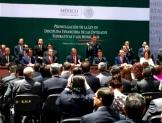 Promulga Peña Ley de Disciplina Financiera de Entidades y municipios