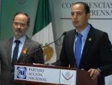 Buscan PAN y PRD extraordinario para dictámenes anticorrupción