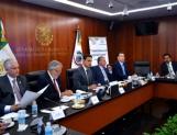 Se reúne la Comisión Bicamaral de Seguridad Nacional con funcionarios federales