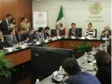 Autoridades federales y senadores analizan la contingencia ambiental en el Valle de de México