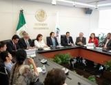 """Pide Gil a sociedad civil acompañar y """"dar la batalla"""" en regulación de marihuana"""