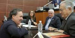 Reporte Legislativo, Senado de la República: Martes 14 y Miércoles 15 de junio de 2016