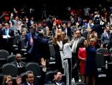 Al Ejecutivo, minuta anticorrupción que modifica el Código Penal Federal