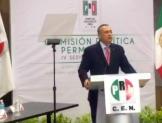 Deja Beltrones Presidencia Nacional priista