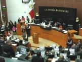 Avalan extraordinario en cámaras; advierten votación dividida