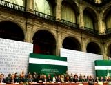 Promulga Peña Reforma Anticorrupción; pide perdón por Casa Blanca