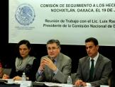 Es fundamental conocer quién elaboró los protocolos para en Nochixtlán: CNDH