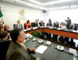 Legisladores cuestionan a titular de Coneval por cambios en medición de pobreza