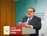 Respalda Ramírez Marín investigación de PGR sobre gobernador de Veracruz