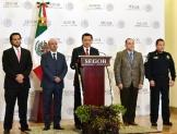 Destituyen a Enrique Galindo al frente de la Policía Federal