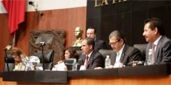 Reporte Legislativo, Senado de la República: Miércoles 14 de septiembre de 2016