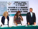 Preside Morena Subcomisión de Seguimiento de Proyectos de Asociación Público-Privados
