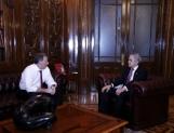 Tendrán Hacienda y CDMX reuniones técnicas para mejorar presupuesto 2017