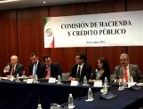 Comisión de Hacienda se declara en sesión permanente para análisis del Paquete Económico