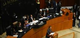 Reporte Legislativo, Senado de la República: Jueves 20 de octubre de 2016
