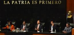 Reporte Legislativo, Senado de la República: Martes 25 de octubre de 2016