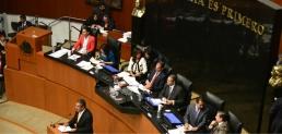 Reporte Legislativo, Senado de la República: Miércoles 26 de octubre de 2016